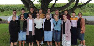 2020-21 EMS Student Newspaper Team